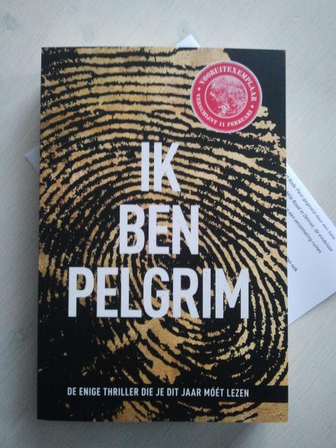 Terry Hayes Ik Ben Pelgrim Jennys Bookcase