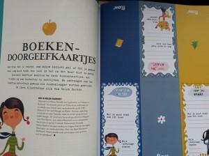 Boekenkaartjes