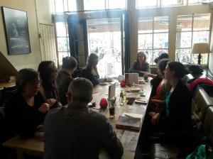 Meeting Eva Kelder 2