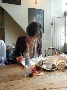 Meeting Eva Kelder 1