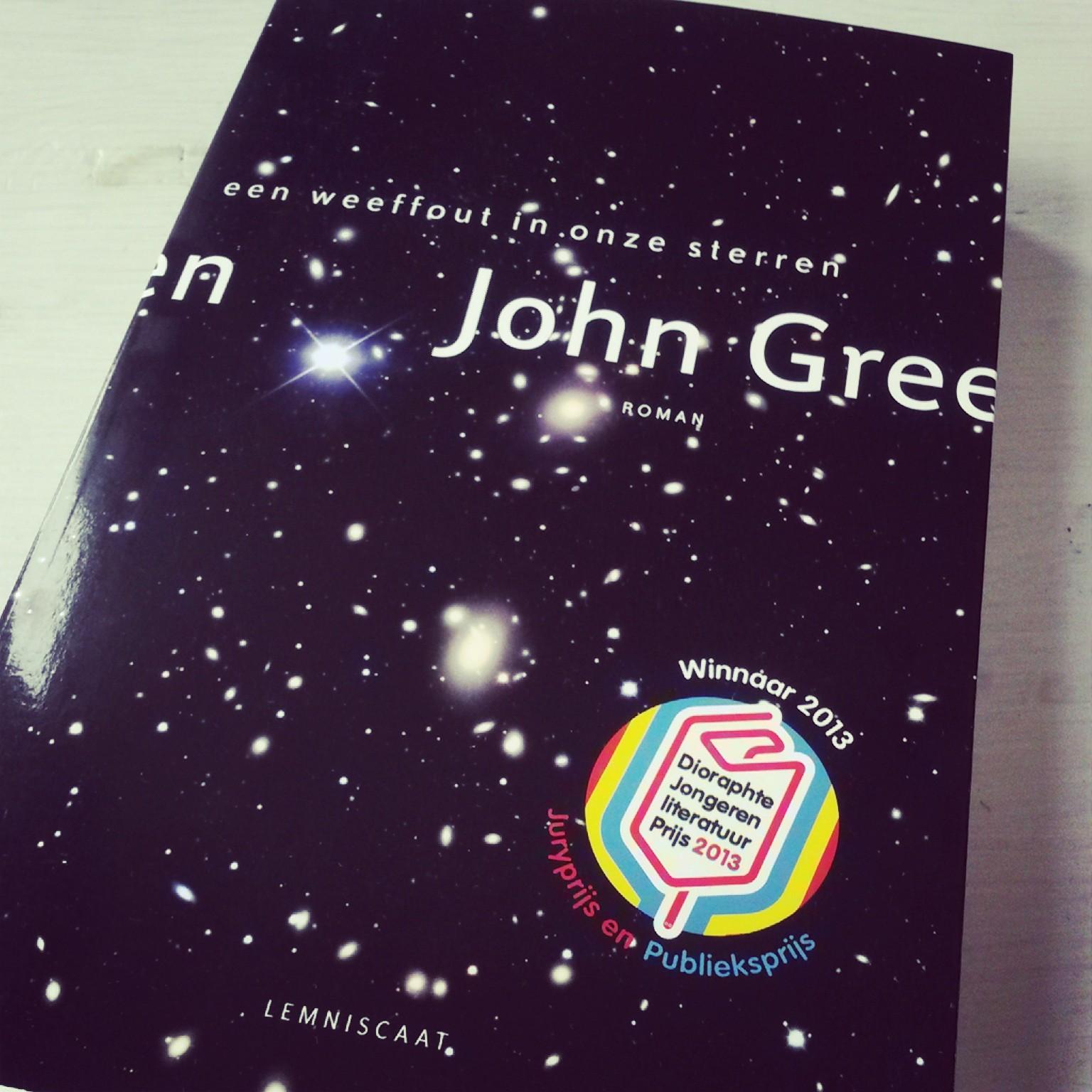 Citaten Uit Een Weeffout In Onze Sterren : John green een weeffout in onze sterren jenny s bookcase