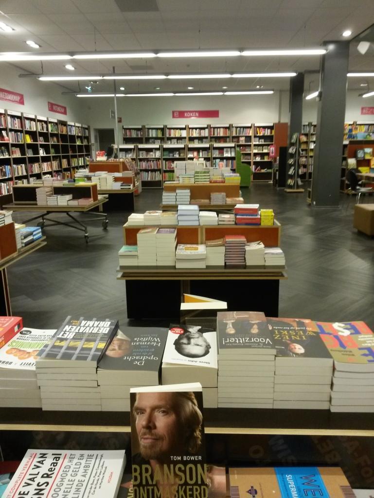 boekentafels
