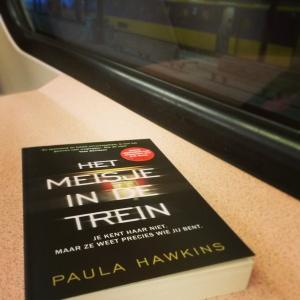 Het meisje in de trein