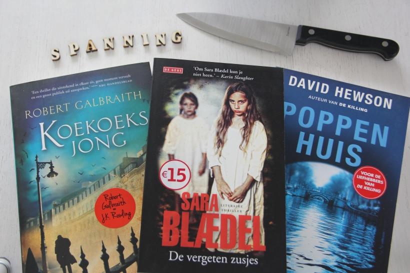 Spannende boeken