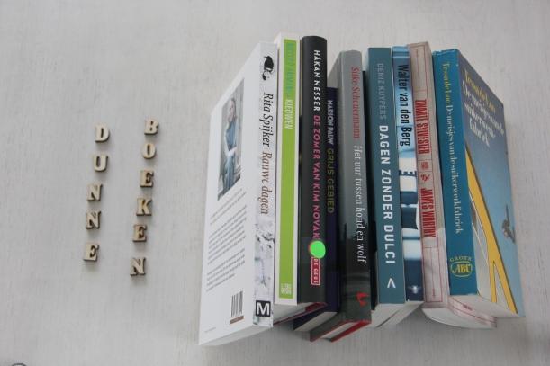 Dunne boeken