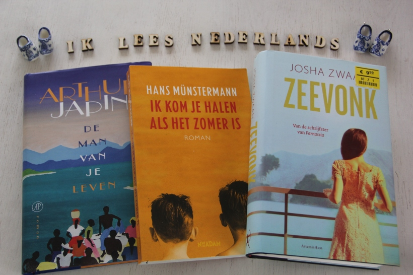 Ik lees Nederlands